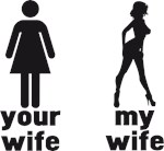 YOUR WIFE VS MY WIFE