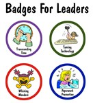 Badges for Leaders