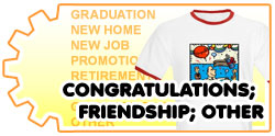 <B>CONGRATULATIONS;  FRIENDSHIP; OTHER</B>