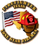 Firefighter - Texas