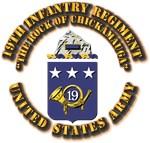 COA - 19th Infantry Regiment