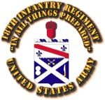 COA - 18th Infantry Regiment