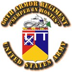 COA - 66th Armor Regiment