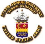 COA - 174th Armor Regiment