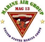 USMC - Marine Air Group 13 - MAG 13