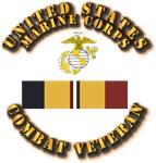 USMC - CAR - Combat Veteran