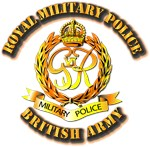 Royal Military Police - UK - with Txt