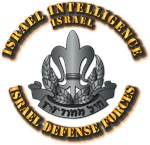 Israel - Intelligence Hat Badge