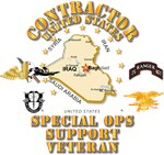 Contractor - Special Ops Support Vet - Iraq