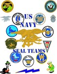 Navy - SOF - Navy Seal Teams Poster