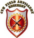 Artillery - 4th Field Artillery Regiment