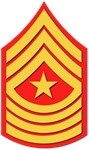 USMC - Sergeant Major
