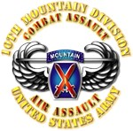 Army - Air Assault - 10th Mountain