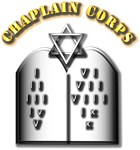Army - Chaplin Corps - Jewish