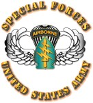Army - Special Forces - SSI - Wings