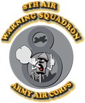 Army Air Corps - 8th Air Warning Squadron