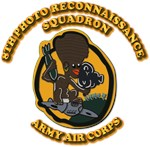 Army - Air - Corps - 8th Photo Recon Squadron