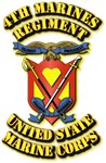 USMC - 4th Marines Regiment