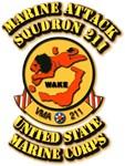 USMC - Marine Attack Squadron 211,VMA-211
