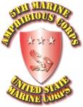USMC - 5th Marine Amphibious Corps