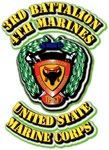 USMC - 3rd Battalion - 4th Marines