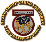 AAC - 322nd Troop Cargo Squadron - 14th Transport