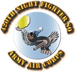 AAC - 420th NFS - 420th Night Fighter SQ