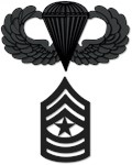 Sergeant Major - Airborne