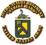 COA - 16th Cavalry Regiment