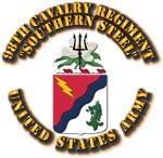 COA - 98th Cavalry Regiment