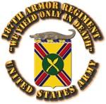 COA - 187th Armor Regiment