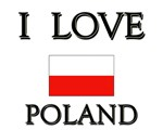 Flags of the World: I Love Poland