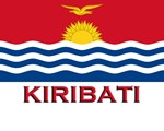 Flags of the World: Kiribati Flag Merchandise