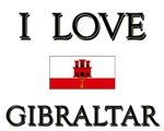 Flags of the World: I Love Gibraltar