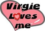 virgie loves me