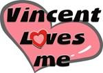 vincent loves me