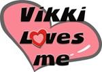 vikki loves me