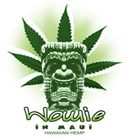 Wowie Hemp God | Tropical Pothead Tiki T-shirts