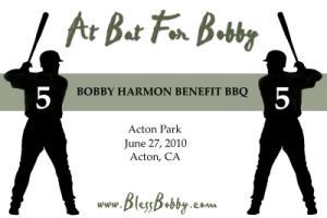 At Bat For Bobby ~ California