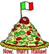 Now, that's Italian!