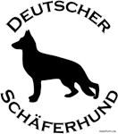 Deutscher Schaferhund - Round