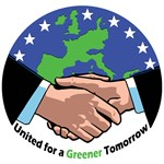 United for Greener Tomorrow T-Shirts and Gifts