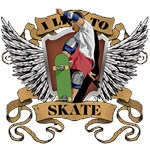 I Live To Skate T-shirts and Gifts