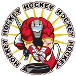 Insane Hockey Player T-Shirts and Gifts