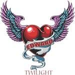 Edward Heart Twilight T-Shirts and Gifts