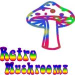 Retro Mushrooms