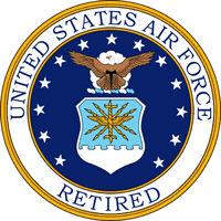 <P>Air Force Retired