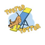 Teeter Totter Cartoon Agility Gifts