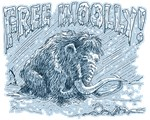 Free Woolly Mammoth