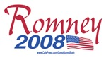 First Romney 2008 Flag Gear